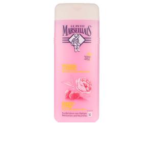 Bagno schiuma FRAMBUESA & PEONÍA gel de ducha Le Petit Marseillais