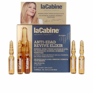 Anti aging cream & anti wrinkle treatment AMPOLLAS REVIVE ELIXIR La Cabine