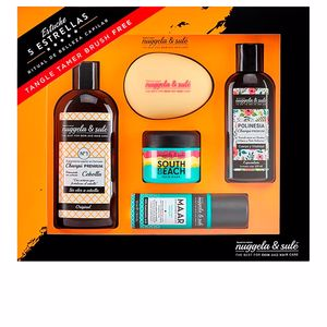 Hair gift set 5 ESTRELLAS SET Nuggela & Sulé