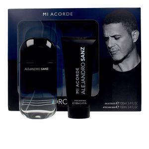 MI ACORDE MAN SET Perfume set Alejandro Sanz