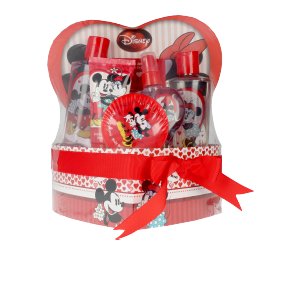 Cartoon MICKEY-MINNIE COFFRET parfum