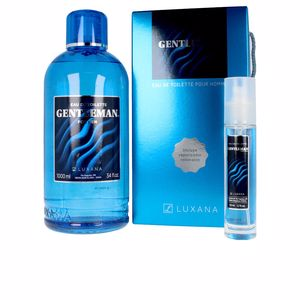 Luxana GENTLEMAN FOR MEN COFFRET parfum