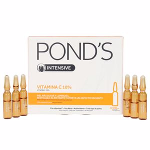 Tratamiento Facial Antioxidante VITAMINA C INTENSIVE ampollas Pond's