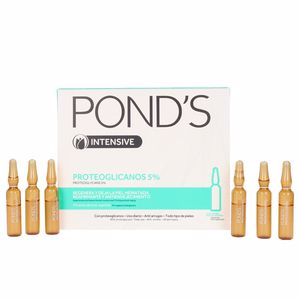 Anti aging cream & anti wrinkle treatment - Skin tightening & firming cream  PROTEGLICANOS INTENSIVE ampollas Pond's