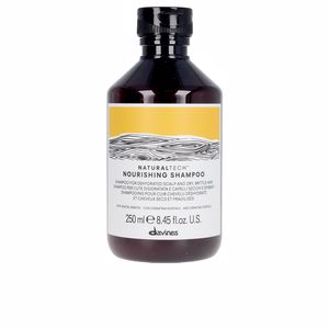 Hair loss shampoo - Moisturizing shampoo NATURALTECH nourishing shampoo Davines