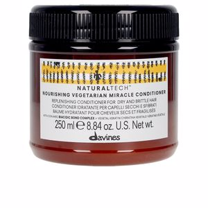 Après-shampooing réparateur NATURALTECH nourishing vegetarian miracle conditioner Davines