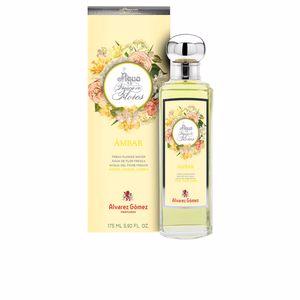 Alvarez Gomez AGUA FRESCA FLORES ámbar parfum