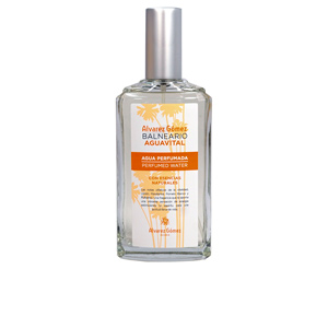 Alvarez Gomez AGUAVITAL agua perfumada vaporizador perfume