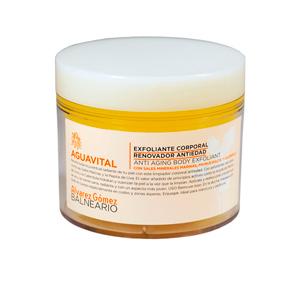 Exfoliante corporal AGUAVITAL exfoliante renovador antiedad Alvarez Gomez
