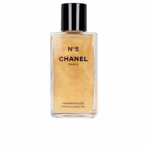 Body moisturiser Nº 5 fragments d'or body gel Chanel