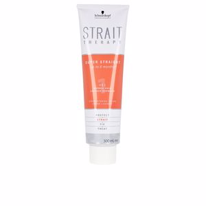 Hair straightening treatment STRAIT THERAPY straightening cream 1 Schwarzkopf