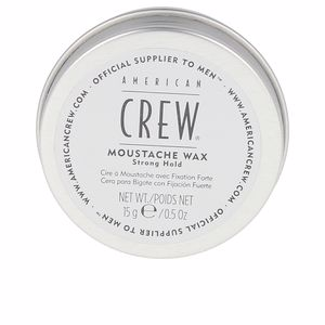 Beard care CREW BEARD moustache wax American Crew