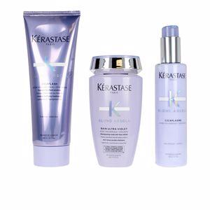 Colorcare shampoo BLOND ABSOLU HOLIDAYS SET Kérastase