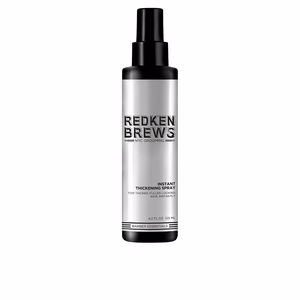 Tratamiento capilar REDKEN BREWS instant thickening spray Redken Brews