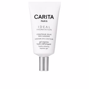 Dark circles, eye bags & under eyes cream IDEAL HYDRATATION contour yeux des lagons Carita