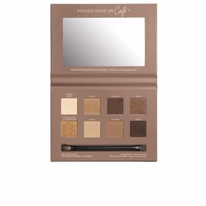 Eye shadow PALETTE YEUX 4-EN-1 Bourjois