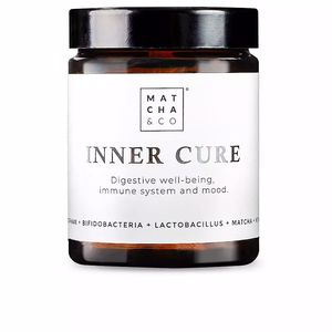 Food Suppliment INNER CURE 60 vegan capsules Matcha & Co