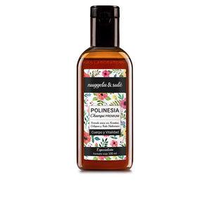 Keratin Shampoo - Haarausfall Shampoo POLINESIA champú premium Nuggela & Sulé