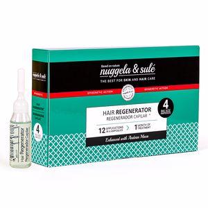 Ampollas para el pelo - Tratamiento reparacion pelo REGENERADOR CAPILAR ampollas Nuggela & Sulé