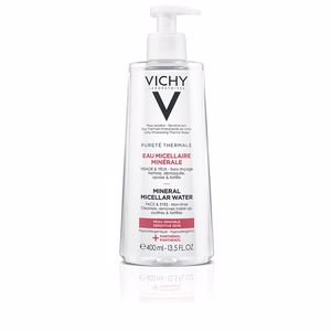Micellar water PURETÉ THERMALE 3en1 solution micellaire démaquillante Vichy