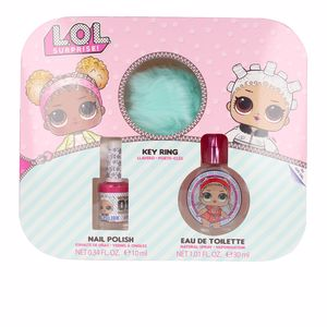 Cartoon, L.O.L. SURPRISE parfüm set 3 pz