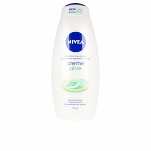 Bagno schiuma CREME FRESH ALOE gel shower cream Nivea