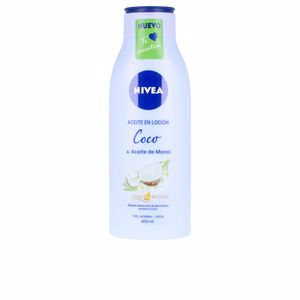 Idratante corpo ACEITE EN LOCION coco & aceite de monoi Nivea