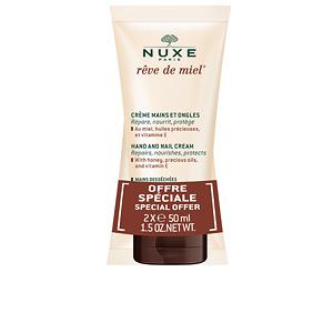 Set cosmétique pour le corps RÊVE DE MIEL CREME MAINS COFFRET Nuxe