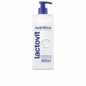 Body moisturiser LACTOVIT ORIGINAL leche corporal nutritiva