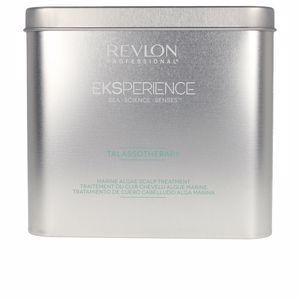 Hair repair treatment EKSPERIENCE TALASSOTHERAPY alga express powder Revlon