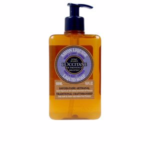 Shower gel LAVANDE savon liquide L'Occitane