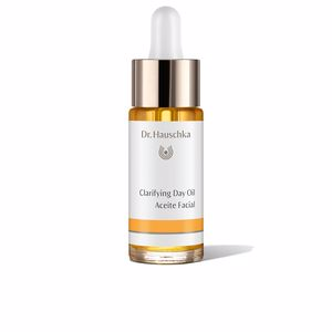 Matifying Treatment Cream CLARIFYING day oil Dr. Hauschka