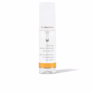 Acne Treatment Cream & blackhead removal - Matifying Treatment Cream INTENSIVE TREATMENT Dr. Hauschka