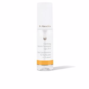 Acne Treatment Cream & blackhead removal - Matifying Treatment Cream CLARIFYING INTENSIVE TREATMENT Dr. Hauschka