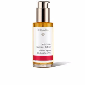 Body moisturiser BIRCH ARNICA energizing body oil Dr. Hauschka