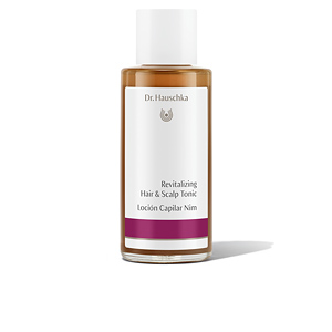 Hair loss treatment - Hair products HAIR & SCALP tonic revitalizing Dr. Hauschka