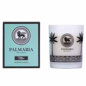 Palmaria MAR vaso vela perfume
