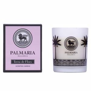Palmaria TERRA DE FLORS vaso vela perfume