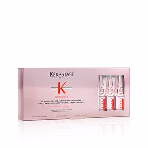Hair loss treatment GENESIS cure anti-chute fortifiant Kérastase