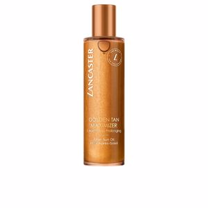 Corpo GOLDEN TAN MAXIMZER after sun oil Lancaster