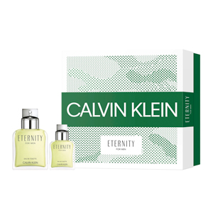 Calvin Klein ETERNITY FOR MEN COFFRET perfume