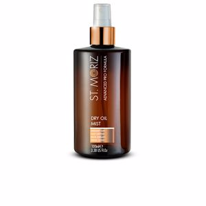 Body ADVANCED PRO FORMULA dry oil self tanning mist St. Moriz