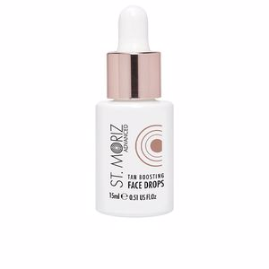 Gesichtsschutz ADVANCED PRO FORMULA tan boosting facial serum St. Moriz