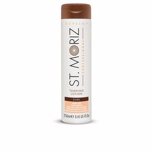 Body PROFESSIONAL self tanning lotion #dark St. Moriz
