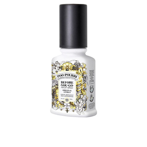 Ambientador BEFORE-YOU-GO TOILET SPRAY original citrus & bergamota Poo-Pourri
