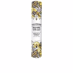 Désodorisant BEFORE-YOU-GO TOILET SPRAY original citrus & bergamota Poo-Pourri