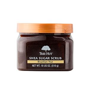 Exfoliant corporel EXFOLIANTE de azúcar nuez de brasil Tree Hut