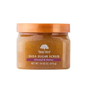 Body exfoliator EXFOLIANTE de azúcar almendra y miel Tree Hut