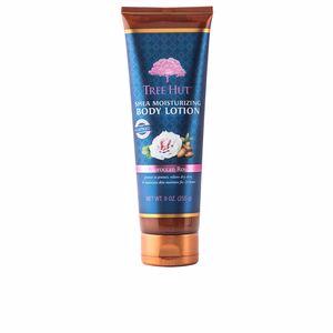 Körperfeuchtigkeitscreme CREMA KARITE corporal rosa de marruecos Tree Hut