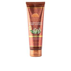 Body moisturiser CREMA KARITE corporal nuez de kukui Tree Hut